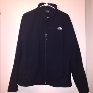 The North Face Apex Soft Shell in Black